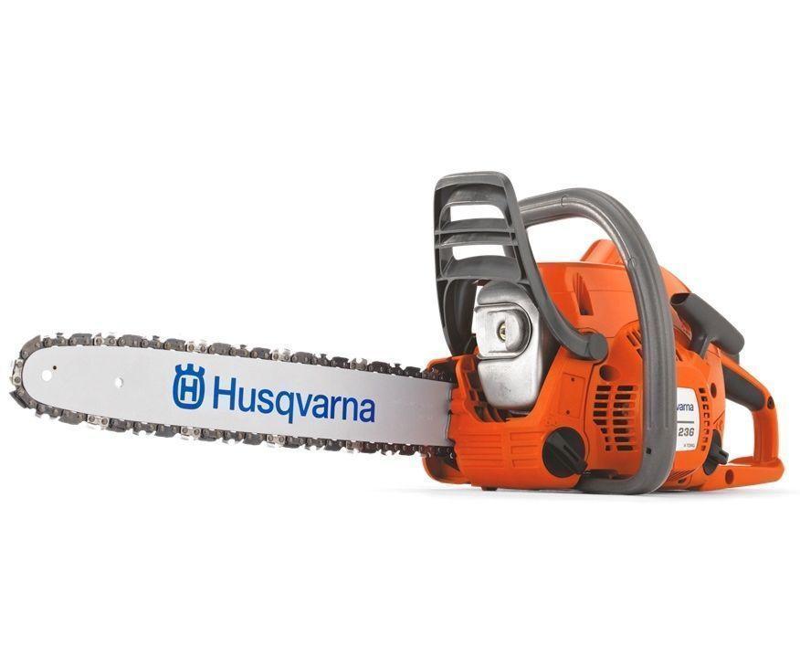 Husqvarna 236 chainsaw (38.2cc) (14
