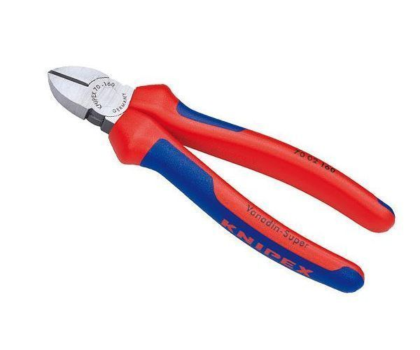 Knipex Expert 160mm diagonal side cutter