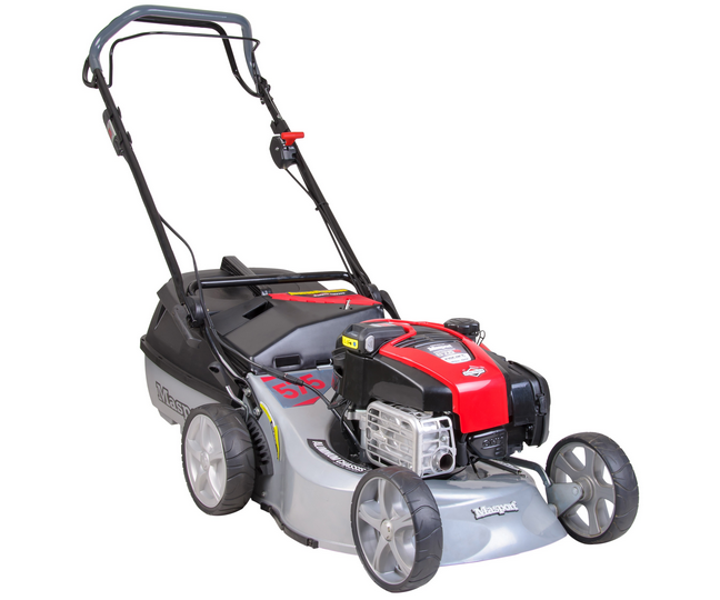 Masport 575AL SP InStart Combination petrol self propelled rotary lawn mower (18