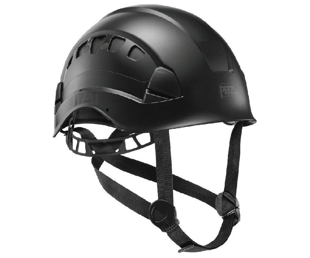 Petzl Vertex Vent climbing helmet (Black)