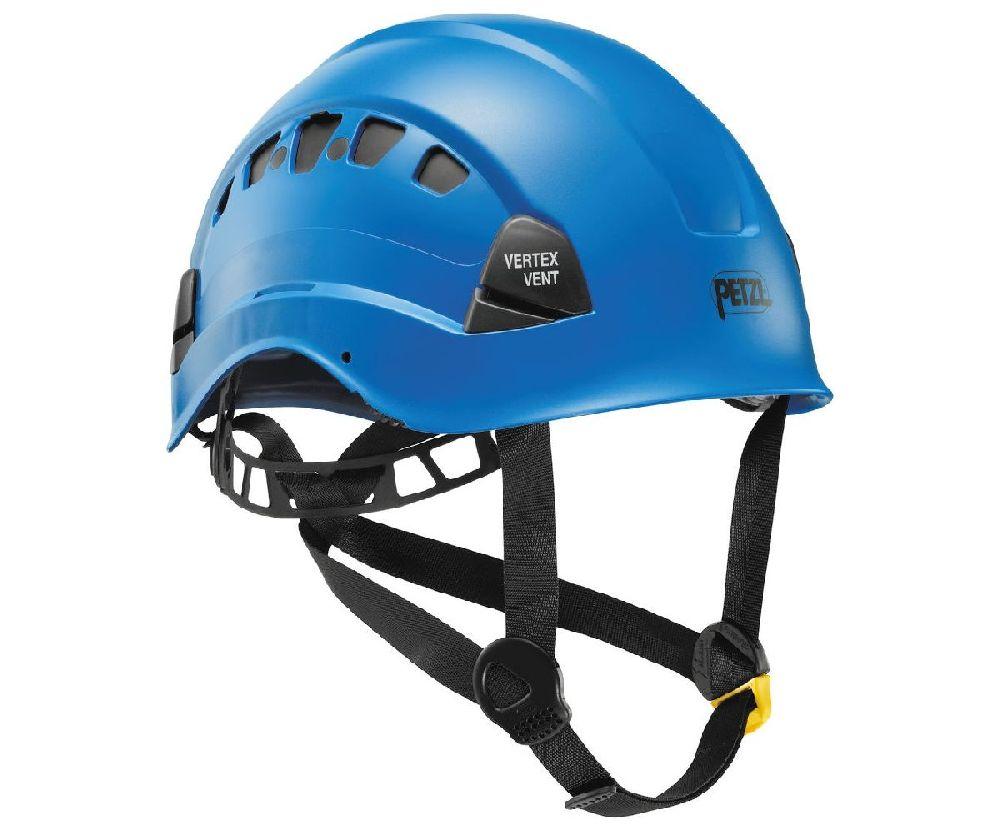 Petzl Vertex Vent climbing helmet (Blue)