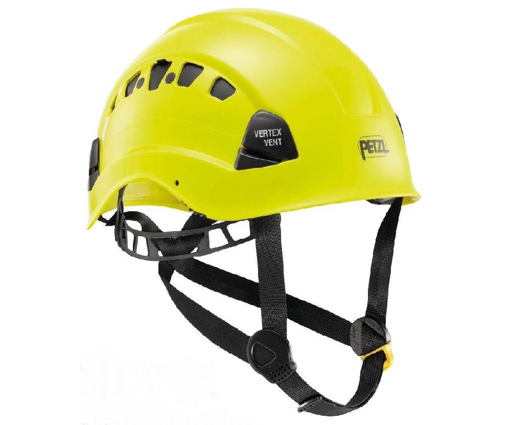 Petzl Vertex Vent climbing helmet (Hi Viz Yellow)