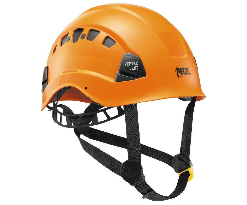 Petzl Vertex Vent climbing helmet (Orange)