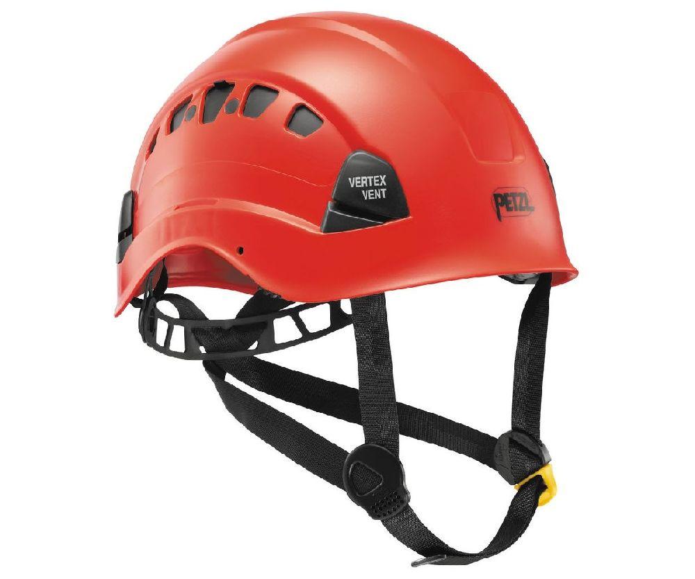 Petzl Vertex Vent climbing helmet (Red)