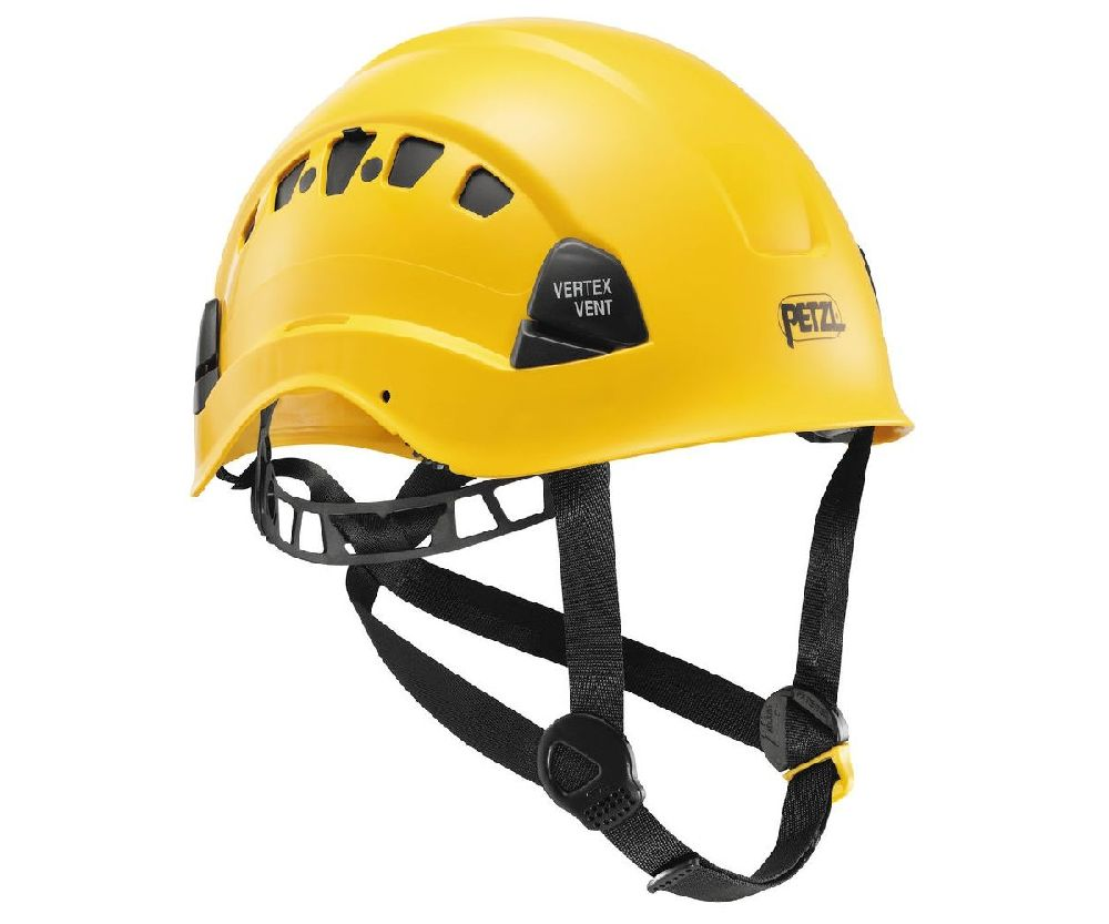 Petzl Vertex Vent climbing helmet (Yellow)