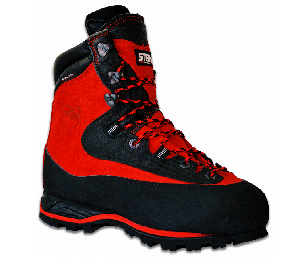 Stein Enigma D3O chainsaw boots (class 2) (Size 42)