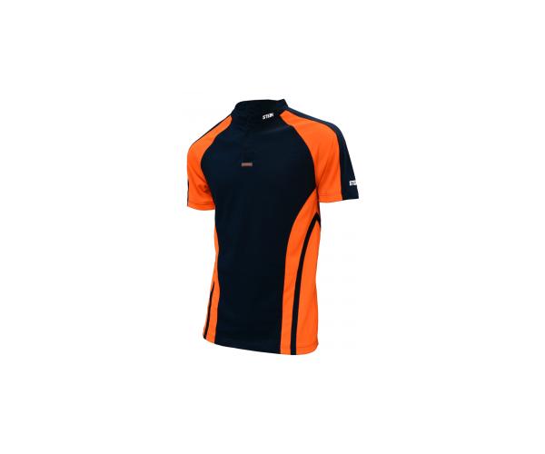 Stein Krieger T-shirt (Black & orange)