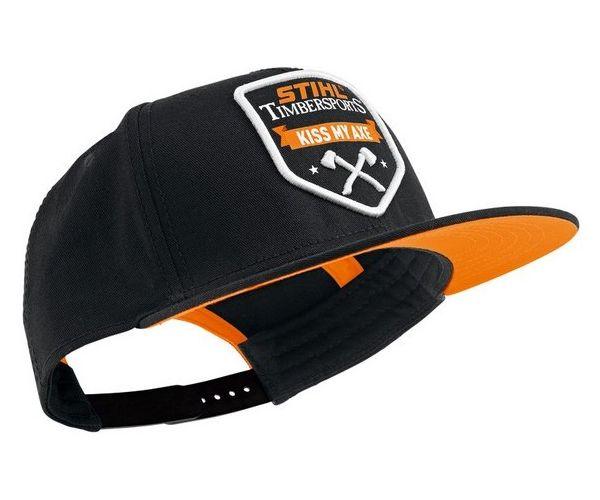 Stihl Timbersports 'KISS MY AXE' cap