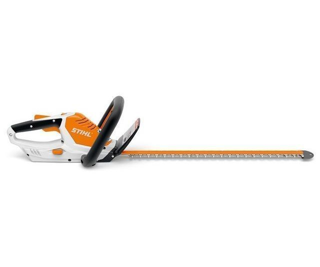 Stihl HSA 45 compact cordless battery hedge trimmer (20