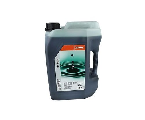 Stihl HP Super two stroke engine oil (5 litre)
