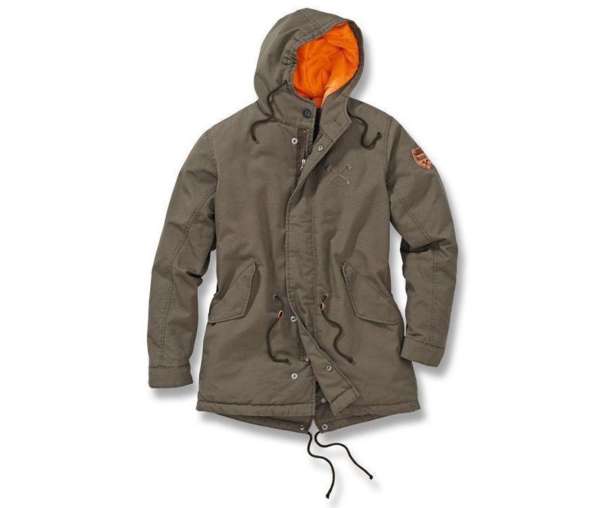Stihl Timbersports axe parka coat (X-Small)