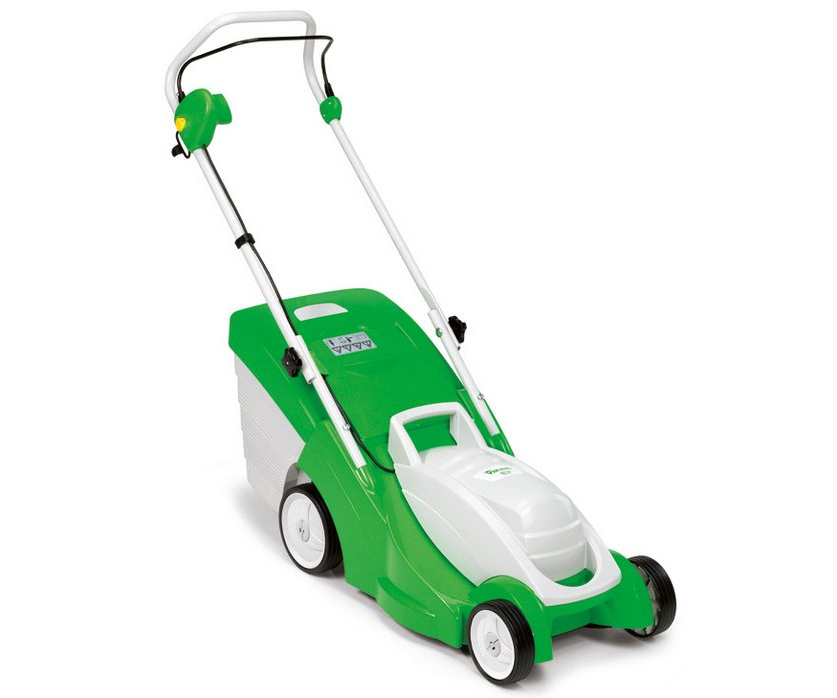 Viking ME339 electric wheeled lawn mower (37cm cut)