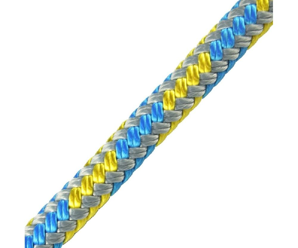 Yale Silverstreak cool 10mm friction rope