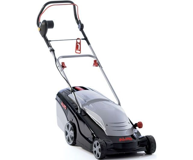 AL-KO 34E Comfort electric push four wheeled lawn mower (34cm cut)