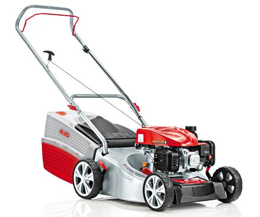 AL-KO Highline 42.7 P-A push wheeled lawn mower (42cm cut)
