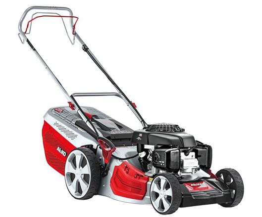 AL-KO Highline 46.7 SP-H petrol self-propelled wheeled lawn mower (46cm cut)