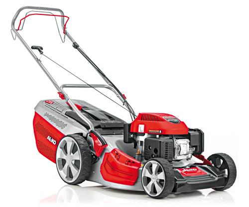 AL-KO Highline 51.7 SP-A petrol self-propelled wheeled lawn mower (51cm cut)