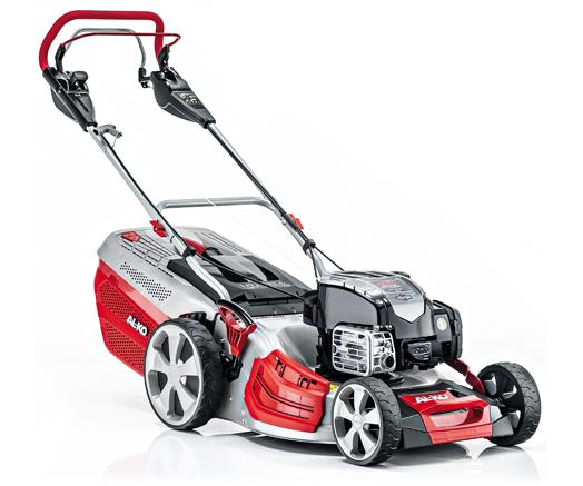 AL-KO Highline 527 VS petrol self-propelled wheeled lawn mower (51cm cut)