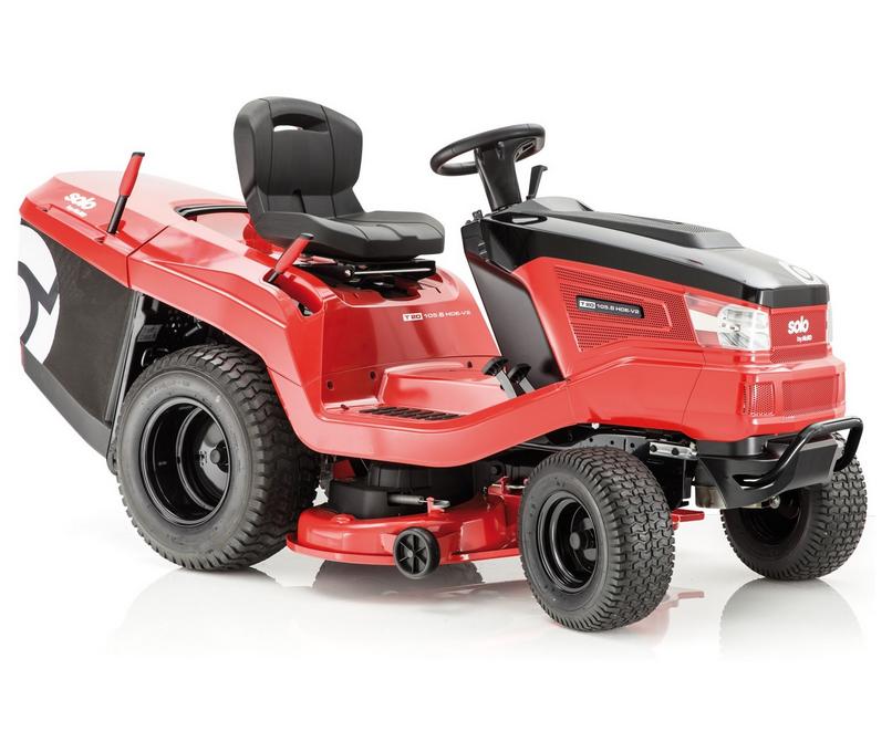 AL-KO SOLO T20-105.6 HDE V2 lawn tractor (105cm cut)