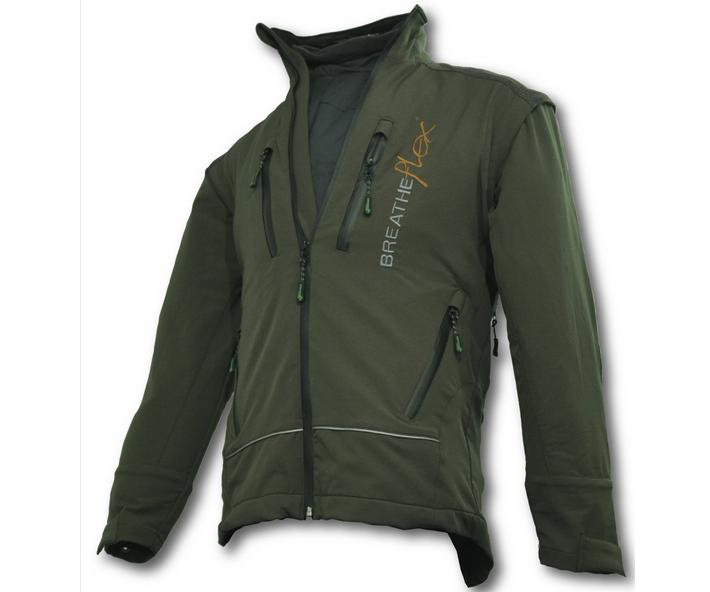 Arbortec Breatheflex performance work jacket (Olive green)