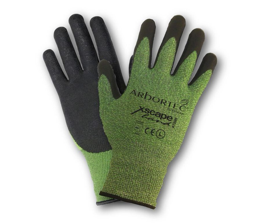Arbortec AT2000 Xscape cut protection climbing gloves