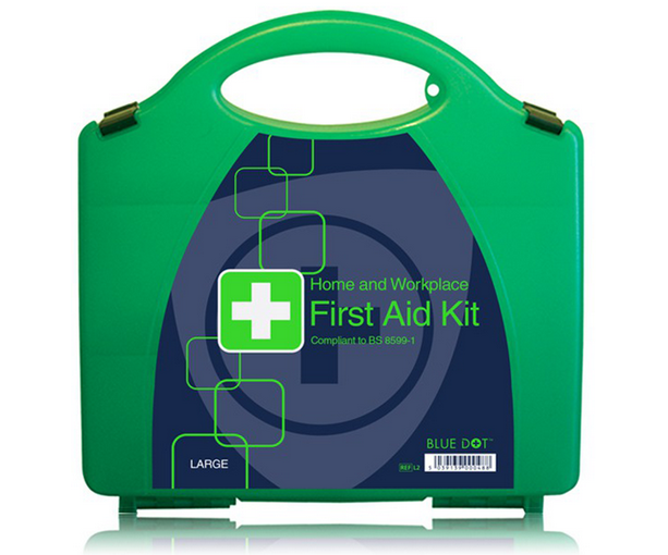 Blue Dot first aid kit (large)
