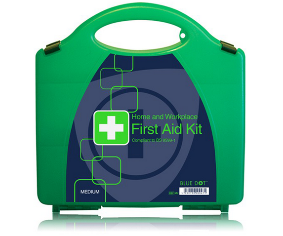 Blue Dot first aid kit (medium)