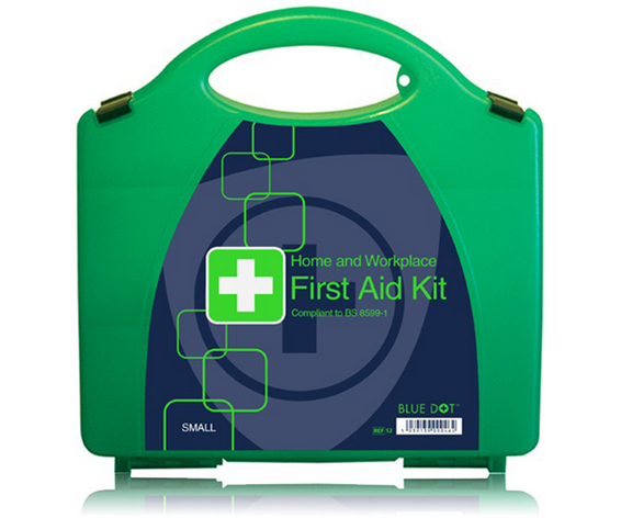 Blue Dot first aid kit (small)