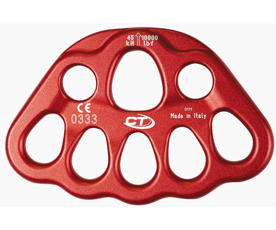 CT Multi-anchor rigging plate (Large)