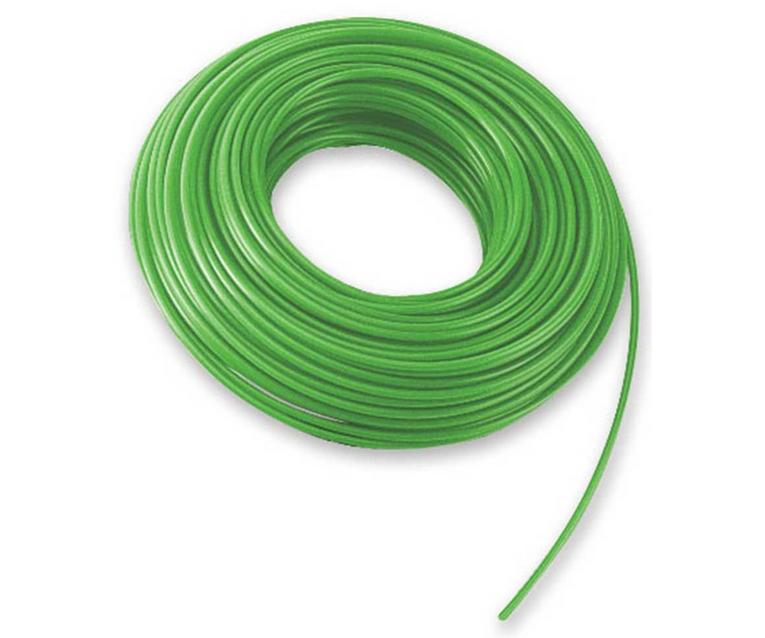 DR 4mm green nylon strimmer line (100ft)
