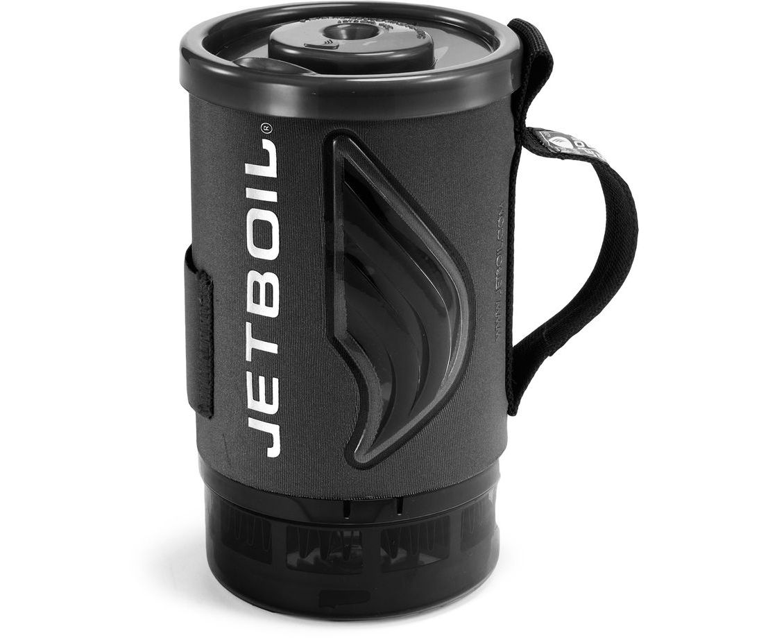 Jetboil FluxRing Flash companion cup with heat indicator (1 litre)