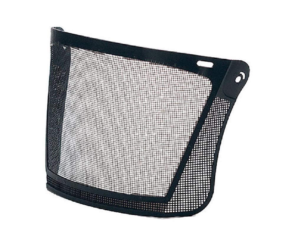 Hellberg steel wire mesh visor