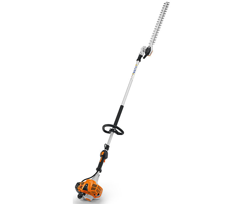 Stihl HL 94 C-E long reach 145 degree hedge trimmer (21.4cc)