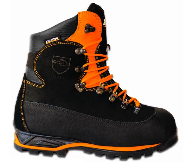 Stein Krieger D3O chainsaw boots (class 2)