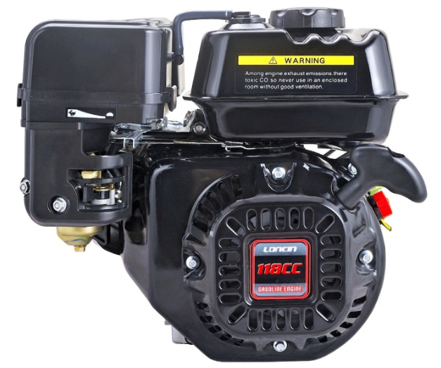 Loncin G120F 3.5HP shaft engine