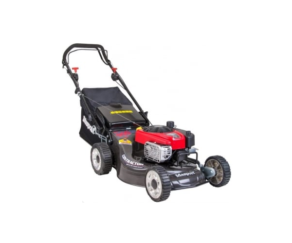 Masport Contractor Combination petrol self propelled lawn mower (21
