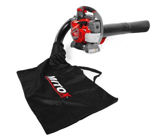 Mitox 280BVX Premium petrol blower & vac (27.6cc)