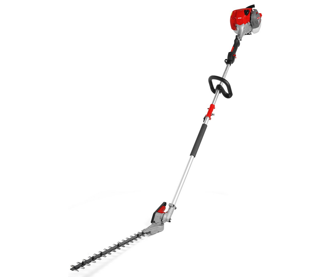 Mitox Select 28LH-a long reach 180 degree hedge trimmer (25.4cc)