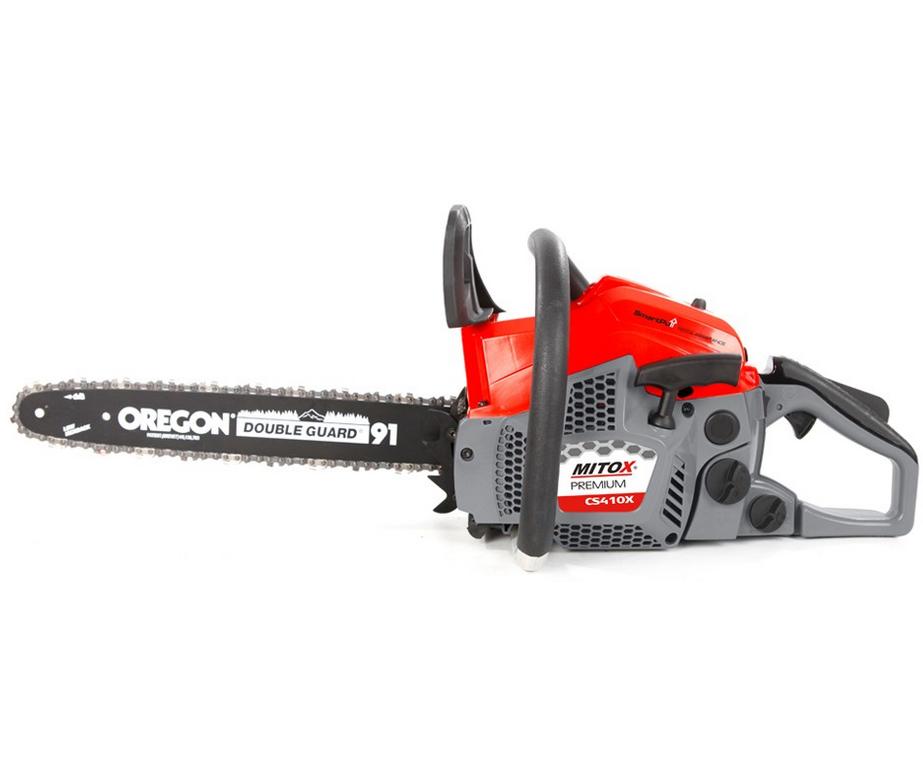 Mitox CS410X Premium petrol chainsaw (40.1cc) (16