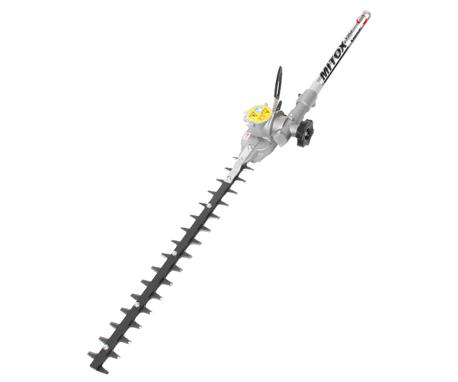 Mitox LHA-PRO hedgetrimmer multi-tool atachment for 2700PK