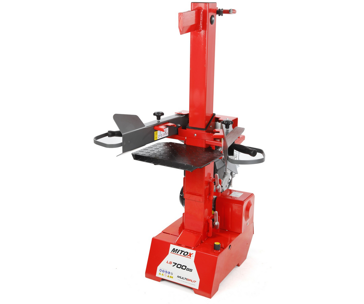 Mitox Select LS700BS petrol log splitter (7 tonne splitting force)