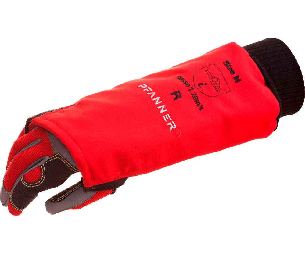 Pfanner Flex-protect chainsaw protection arm sleeve (Left arm)