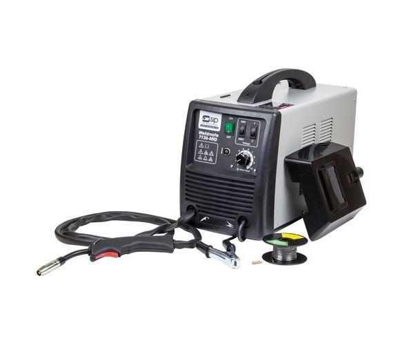 SiP T136 MIG transformer welder