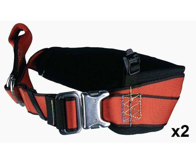 Komet replacement leg straps for Butterfly harness