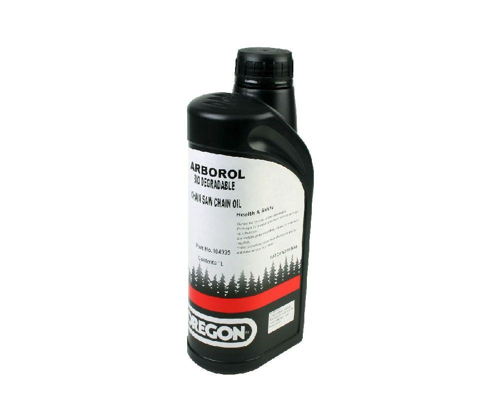 Oregon Arborol Plus bio-degradable 1 litre chain oil