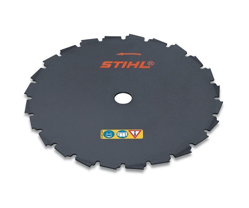 Stihl circular saw blade, chisel-tooth (200mm (22 tooth) (large))