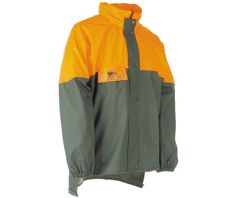 SIP Foresters waterproof rain jacket