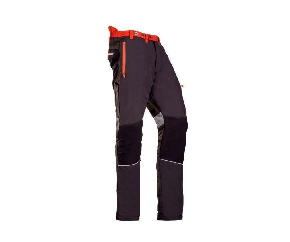 SIP Innovation 2 chainsaw trousers Type A (Black/Red) (X-Large)