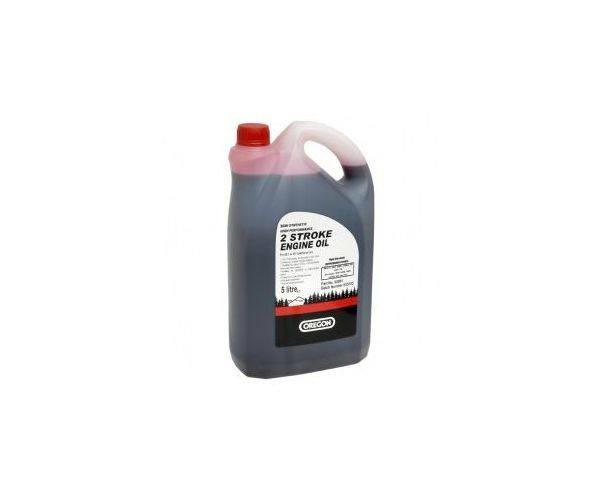 Oregon 2T Semi-Synthetic two stroke 5 litre oil