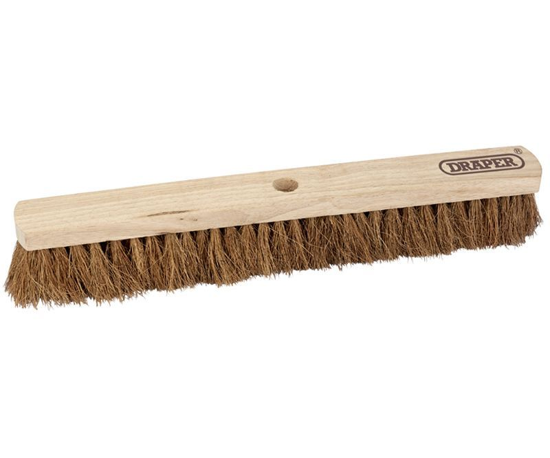 Draper 600mm soft coco broom head
